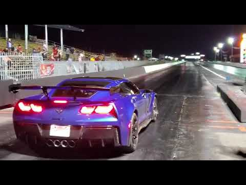 c7 zr1 stock only tune,headers world record