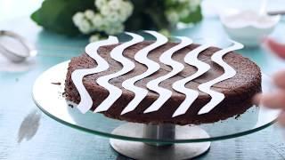 Gâteau Moelleux au chocolat - French Chocolate Cake