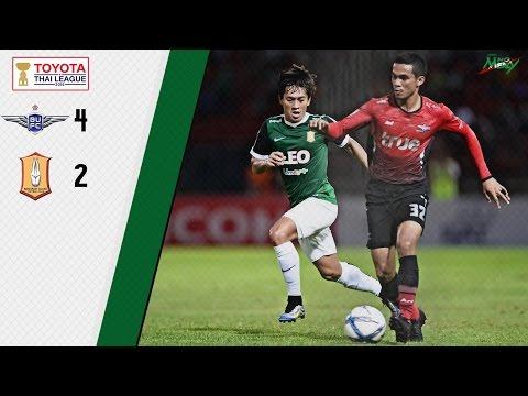 BGTV : BG GOAL TTL 2016 BANGKOK UTD VS BGFC ( HIGHLIGHT )