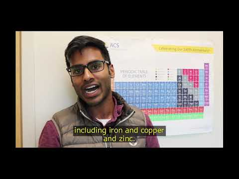 Amit Reddi's Favorite Element (YouTube Video)
