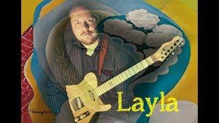 Layla (Full Song) - Derek & the Dominos - David Locke