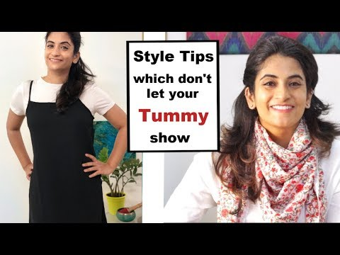 Fashion & Styling Tips that will NOT let your Tummy Show | Tips to Hide Belly Fat