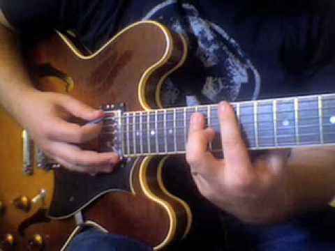 "Black Sabbath Guitar Lesson ""Paranoid"" electric"