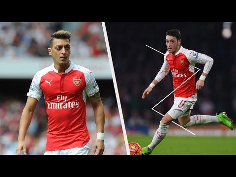 Mesut Özil ● Skills Show 2016/17