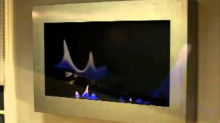 For more details or to shop this Anywhere Fireplace Soho Stainless Steel Indoor Fireplace, visit Hayneedle at:...