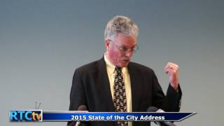 Public Meeting- State of the City Address
