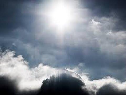 Aparition d'ange et manifestation céleste