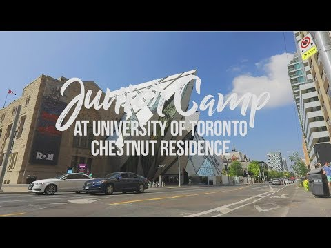 Junior English Summer Camp at University of Toronto, Chestnut Residence