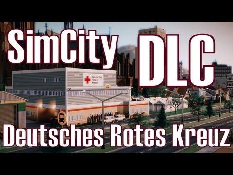 SimCity ★ Deutsches Rotes Kreuz ★ Katastrophenhilfe-Set [Deutsch/HD]