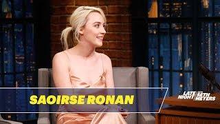 Video Saoirse Ronan Reveals Her Favorite SNL Sketches MP3, 3GP, MP4, WEBM, AVI, FLV September 2018