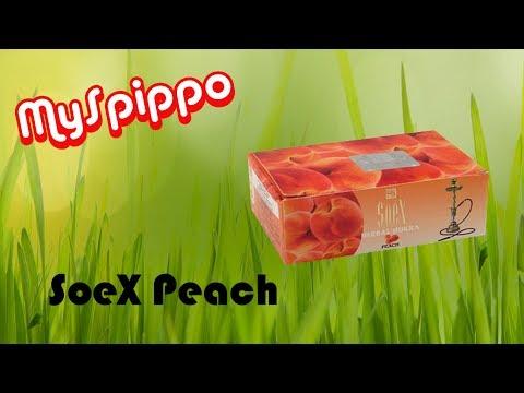 Tabak Review Soex Peach