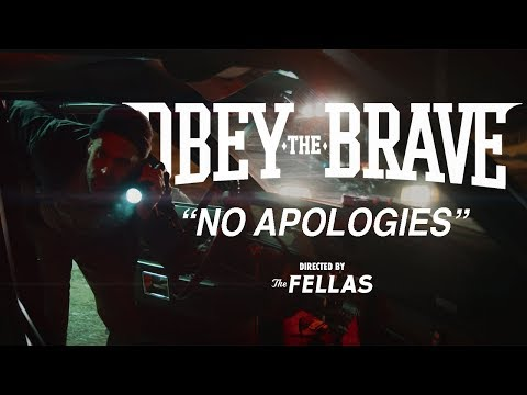 "Obey The Brave ""No Apologies"""