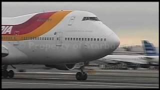 Video IBERIA 747s in New York and Madrid MP3, 3GP, MP4, WEBM, AVI, FLV Agustus 2018