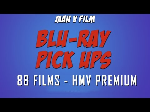 Blu Ray Update: 88 Films - HMV Premium