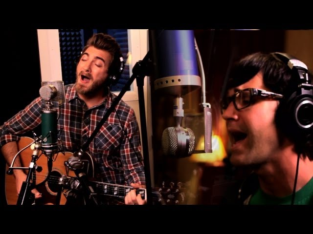 Good Mythical Morning In Spanish : Live acoustic my hair song rhett link allmusicsite