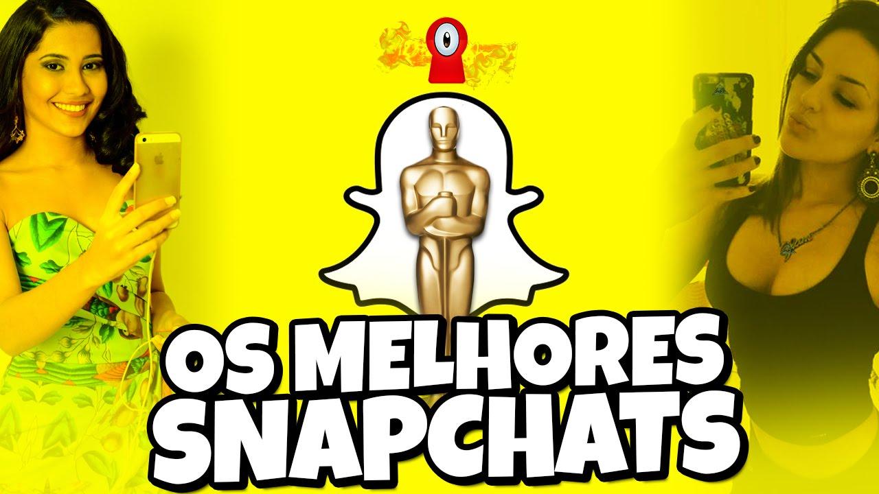 Os melhores Snapchats para você seguir!