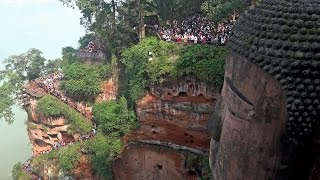 Leshan China  city pictures gallery : Leshan Giant Buddha, Sichuan, China in 4K (Ultra HD)