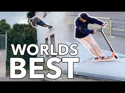 BEST FREESTYLE SCOOTER TRICKS OF 2020 COMPILATION