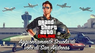 San Andreas Flight School Update trailer