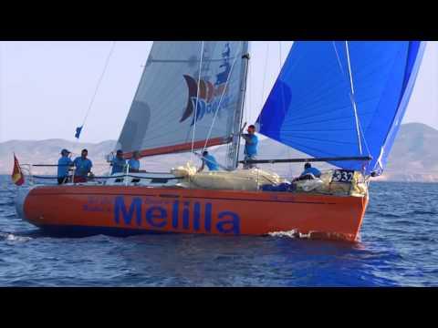XI Regata de Aproximación - Melilla Chafarinas - martes