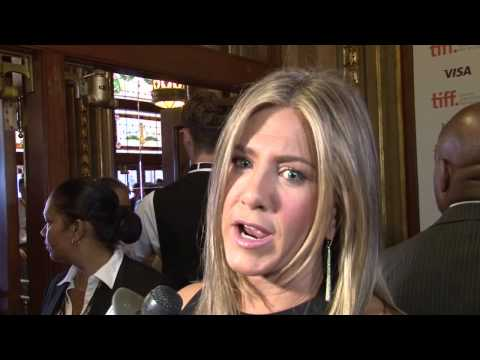 Cake: Jennifer Aniston Exclusive TIFF Premiere Interview