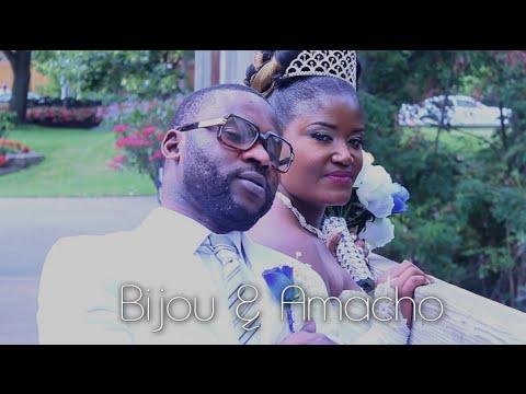 DVX – Bijou & Amacho – Congolese Wedding -Toronto, Canada