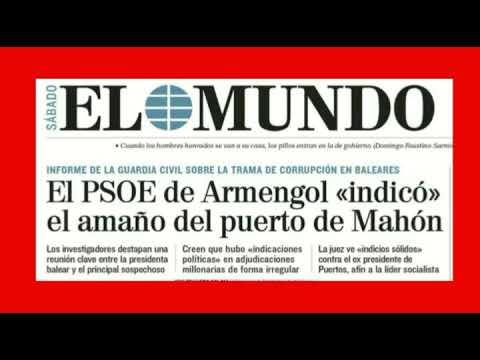 #LosPapelesDeArmengol en el caso Autoridad Portuaria