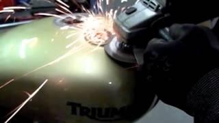 Triumph Bonneville - Free Spirits T12