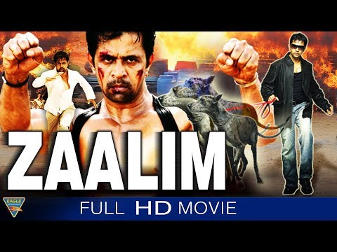 Zaalim Hindi Dubbed Full Movie || Hindi Action Movies | Arjun, Kirat, Gajala | Bollywood Full Movies