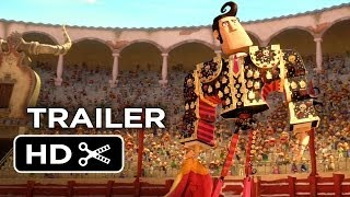 Nonton The Book Of Life Official Trailer  1  2014    Channing Tatum  Zoe Saldana Animated Movie Hd Film Subtitle Indonesia Streaming Movie Download