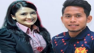 Video Presenter Cantik Ini Berharap Andik Vermansyah Tetap di Selangor FA - Malaysia MP3, 3GP, MP4, WEBM, AVI, FLV Oktober 2018