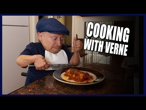 Cooking With Verne! Tasty Attempt #2