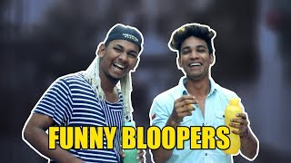 Funny Bloopers Making And Behind The Scenes  Warangal Diaries