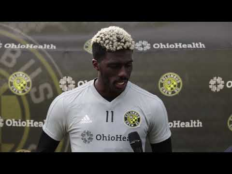 Video: SOUNDBYTE | Gyasi Zardes on bye week focus, match-up at Orlando