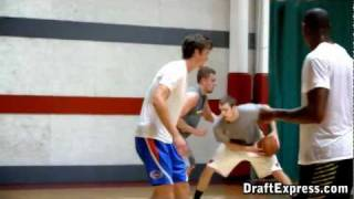 DraftExpress - Jon Leuer Pre-Draft Workout & Interview