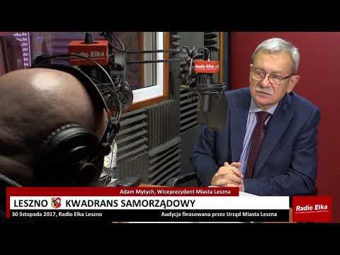 Wideo1: Leszno Kwadrans Samorządowy 30 listopada 2017