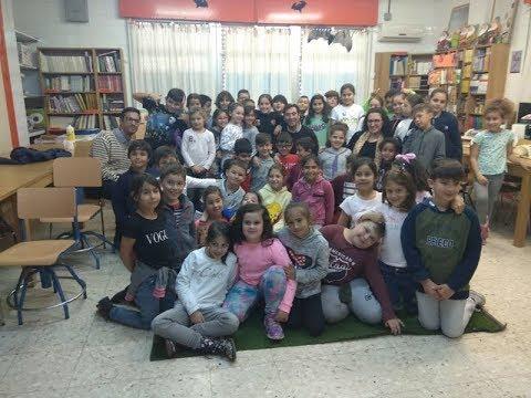 Día del Libro Infantil -CEIP Ángel Pérez de Isla Cristina
