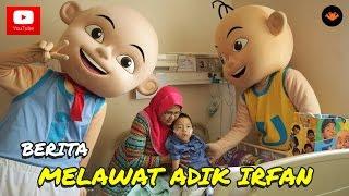 Suasana ketika lawatan Upin & Ipin bertemu dengan adik Irfan di Johor. ------------- Subscribe to our Youtube channel!!