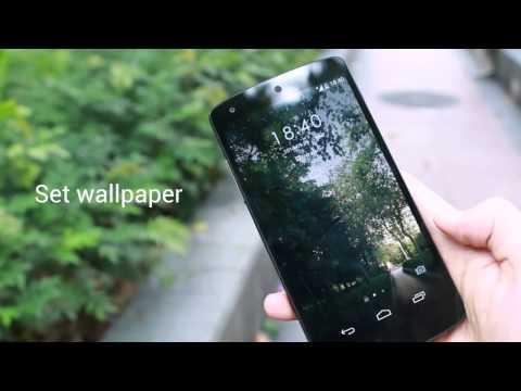 Video of GO Locker - theme & wallpaper
