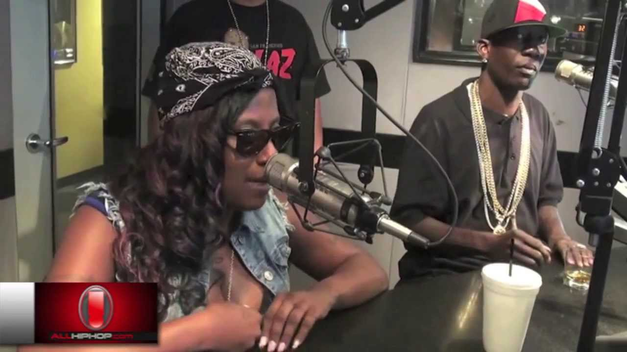 Gangsta Boo & Crunchy Black Speak on Three 6 Mafia Reunion