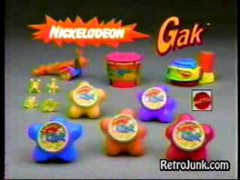 gak - I couldn't find this on youtube so.. here it is.