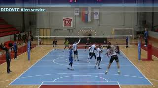 Alen Didovic Outside Hitter Highlights 2019-2020