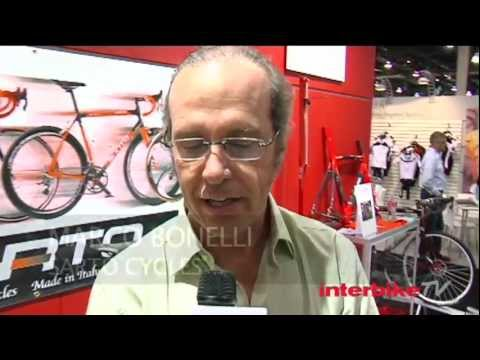 Live From Interbike - Sarto Bicycles