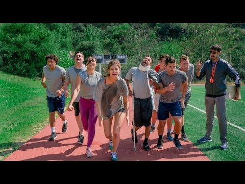 Timed Mile in P.E. | Hannah Stocking & Anwar Jibawi