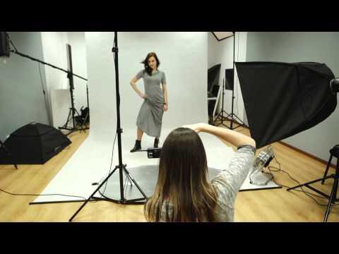 Sesja zdjęciowa Miast Kobiet - Marta Lewandowska - backstage