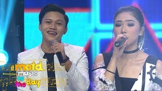 Wow Duet Isyana Sarasvati Dan Rizky Febian ' Closer ' | MOTD | 14 Nov 2016| Video