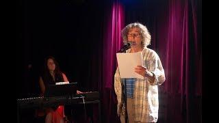 Catherine Larivain à Vivement poésie - Juin 2018