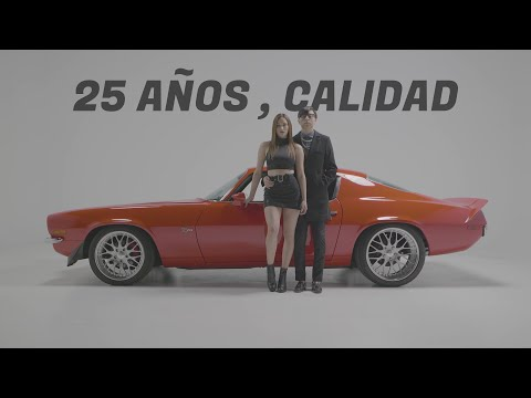 25 Años, Calidad 🔥👌🏻 - Dani Flow 🤴🏻 (Official Video)