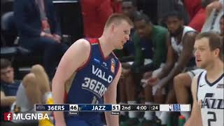 Utah Jazz vs Adelaide 36ers Full Game Highlights   October 5, 2018 NBA Preseason