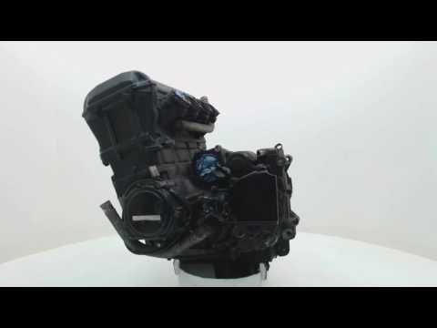 Used Engine Kawasaki ZZR 1100 1990-1992 ZZR1100 ZZ-R1100 ZX1100C 1991-05 142920